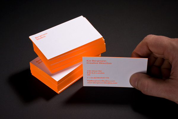 Bergmann Business card